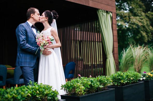 Свадьба Натальи и Евгения - фото №11