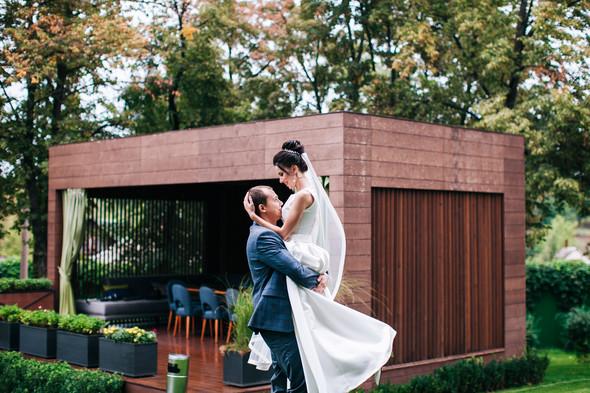 Свадьба Натальи и Евгения - фото №9