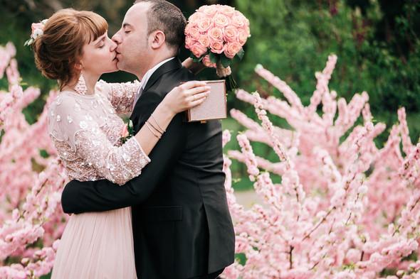 Свадьба Лучано и Екатерины - фото №28