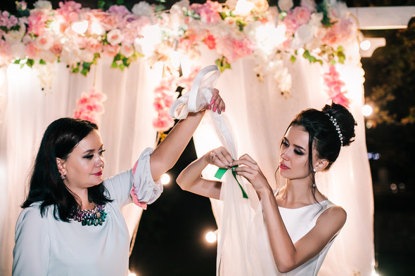 Свадьба Натальи и Евгения - фото №31