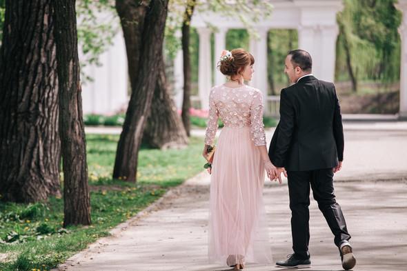 Свадьба Лучано и Екатерины - фото №23