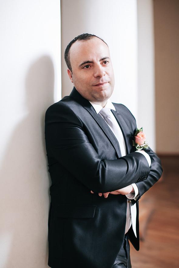 Свадьба Лучано и Екатерины - фото №10