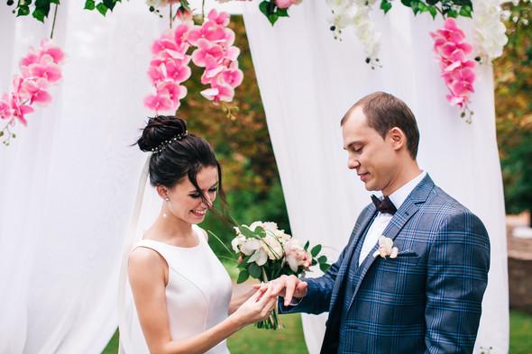 Свадьба Натальи и Евгения - фото №17