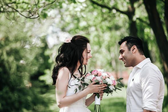Свадьба Анастасии и Карена - фото №19