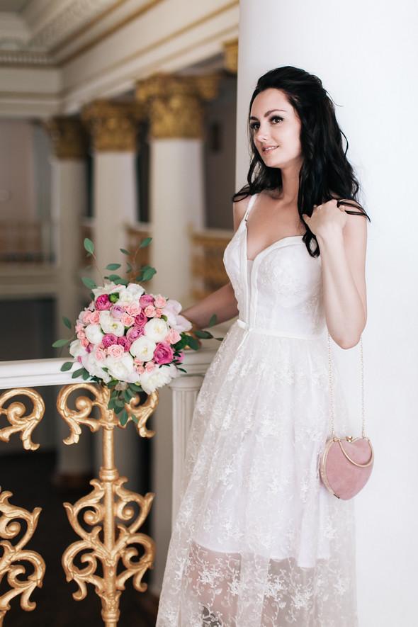 Свадьба Анастасии и Карена - фото №6