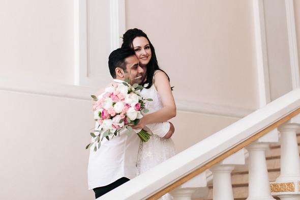 Свадьба Анастасии и Карена - фото №7