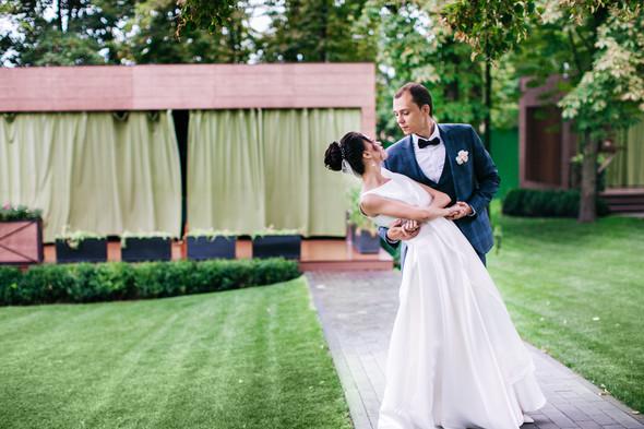 Свадьба Натальи и Евгения - фото №6