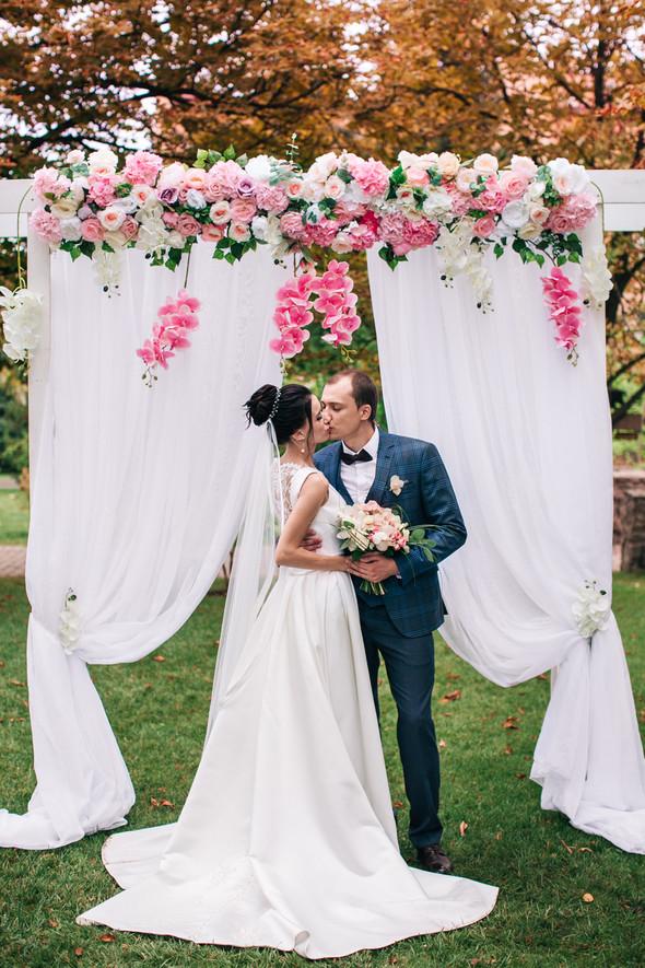 Свадьба Натальи и Евгения - фото №19