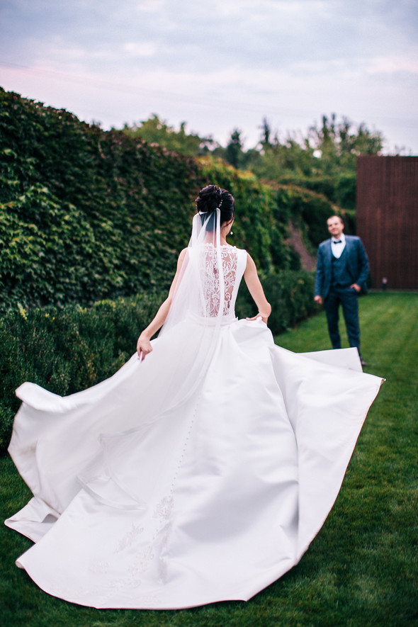 Свадьба Натальи и Евгения - фото №26