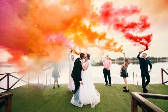 Свадьба Николая и Дарьи - фото №30