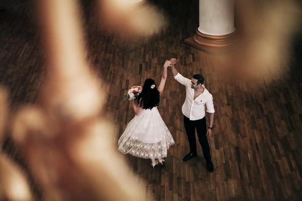 Свадьба Анастасии и Карена - фото №37