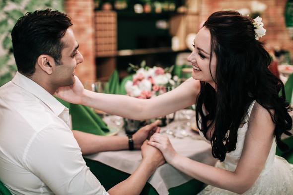 Свадьба Анастасии и Карена - фото №30