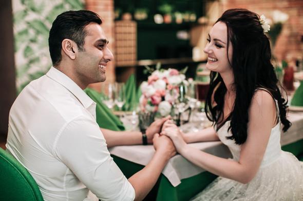 Свадьба Анастасии и Карена - фото №29