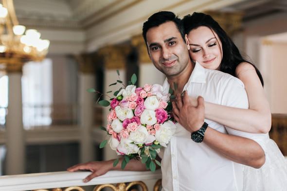 Свадьба Анастасии и Карена - фото №3