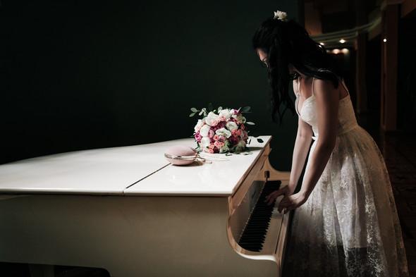 Свадьба Анастасии и Карена - фото №16