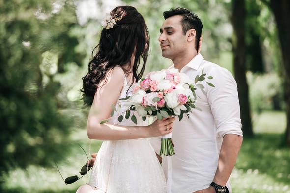 Свадьба Анастасии и Карена - фото №20