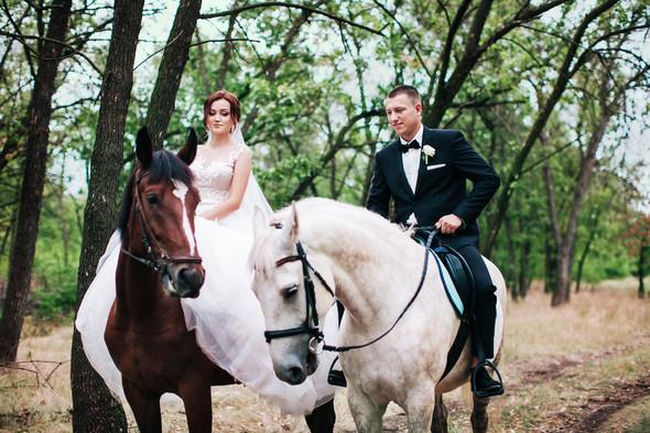 Свадьба Николая и Дарьи - фото №17