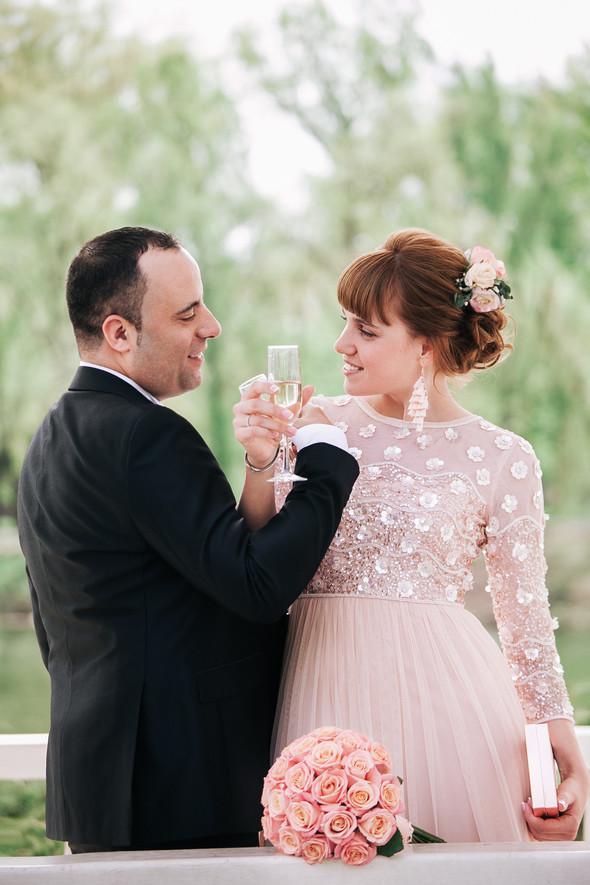 Свадьба Лучано и Екатерины - фото №16
