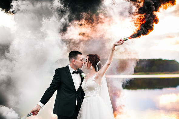 Свадьба Николая и Дарьи - фото №27