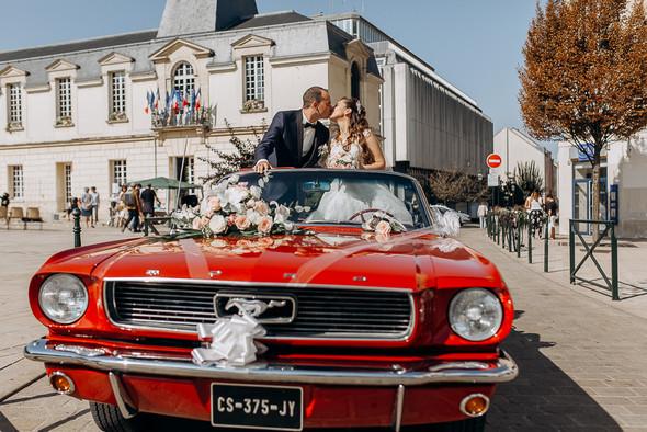 Aurelie & Guillaume - фото №30