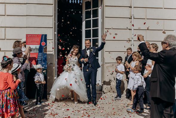 Aurelie & Guillaume - фото №23