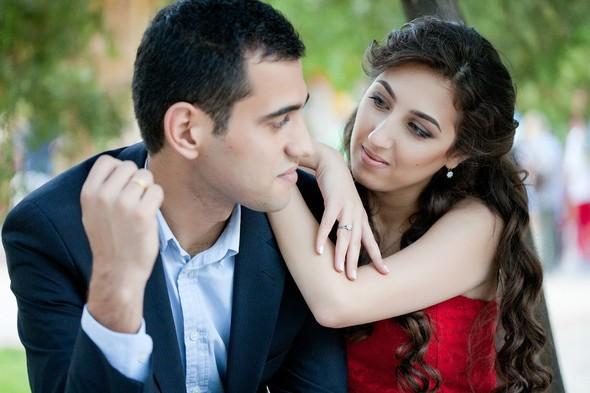 Love Story веселой и красивой пары Арсана и Дианы :) - фото №24