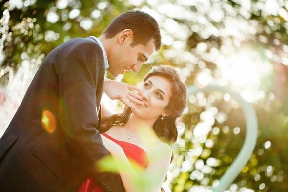 Love Story веселой и красивой пары Арсана и Дианы :) - фото №12