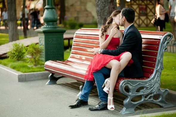 Love Story веселой и красивой пары Арсана и Дианы :) - фото №15
