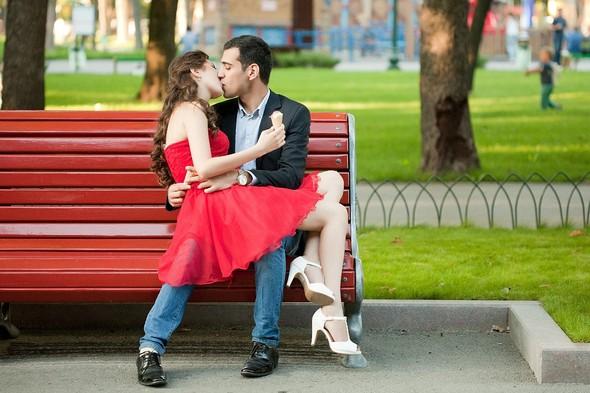 Love Story веселой и красивой пары Арсана и Дианы :) - фото №17