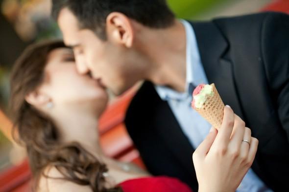 Love Story веселой и красивой пары Арсана и Дианы :) - фото №20