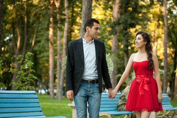 Love Story веселой и красивой пары Арсана и Дианы :) - фото №1