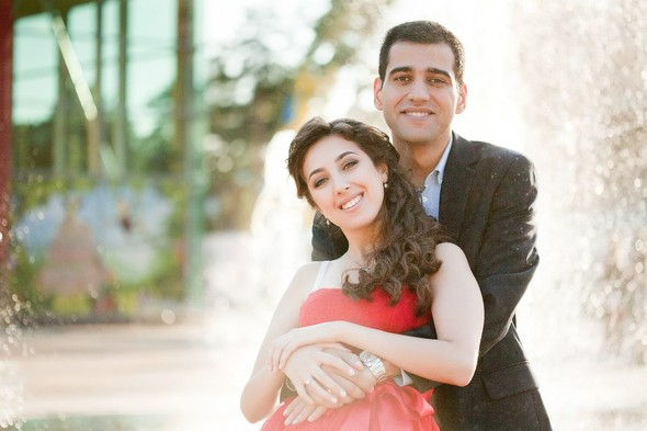 Love Story веселой и красивой пары Арсана и Дианы :) - фото №16