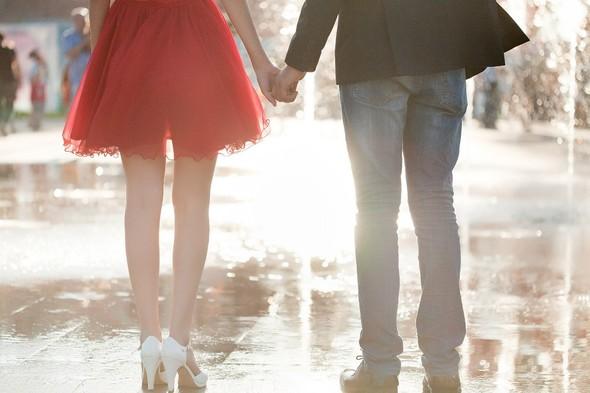 Love Story веселой и красивой пары Арсана и Дианы :) - фото №4