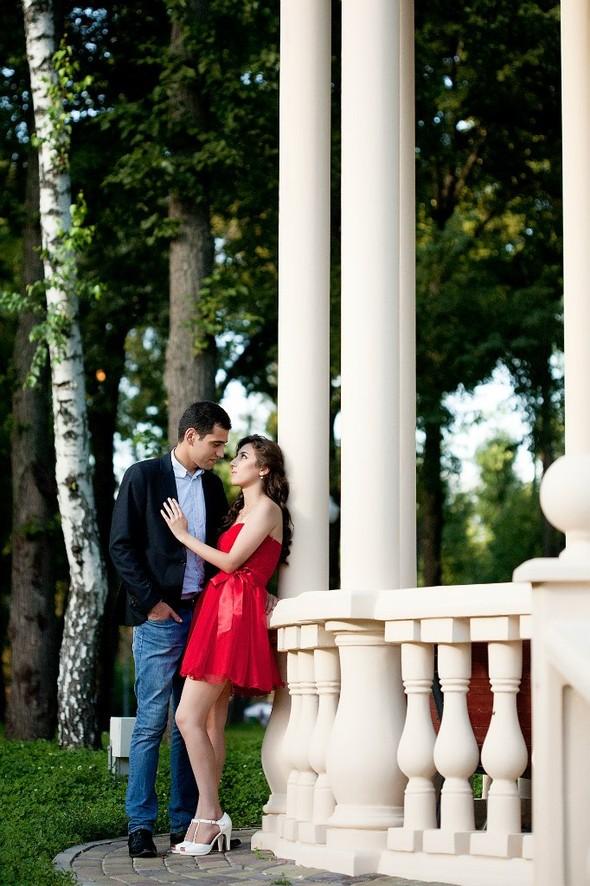 Love Story веселой и красивой пары Арсана и Дианы :) - фото №3