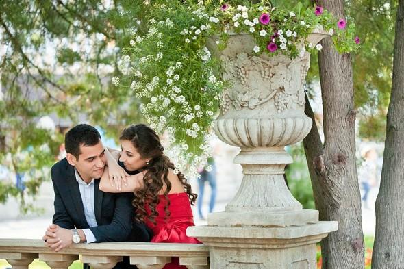 Love Story веселой и красивой пары Арсана и Дианы :) - фото №6