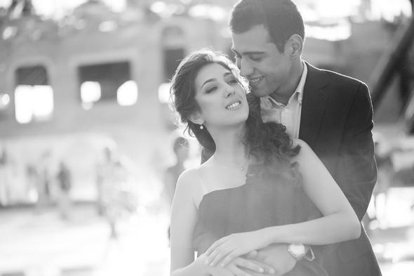 Love Story веселой и красивой пары Арсана и Дианы :) - фото №22