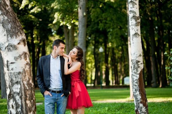 Love Story веселой и красивой пары Арсана и Дианы :) - фото №21