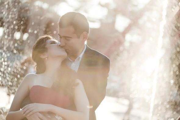 Love Story веселой и красивой пары Арсана и Дианы :) - фото №5