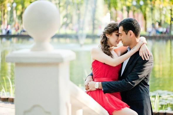 Love Story веселой и красивой пары Арсана и Дианы :) - фото №14
