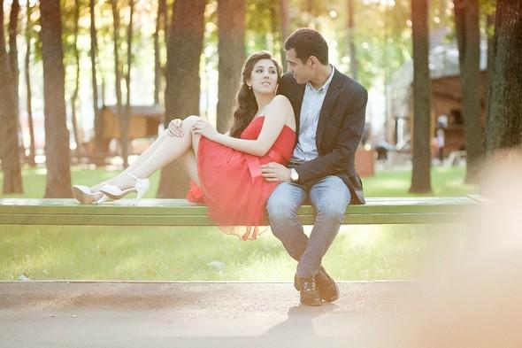 Love Story веселой и красивой пары Арсана и Дианы :) - фото №18