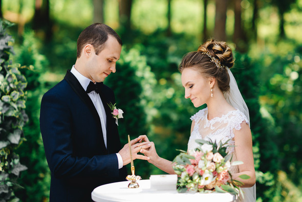 Вадим и Анастасия - фото №35