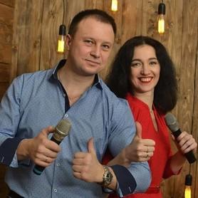 Сергей и Наталия Тищенко