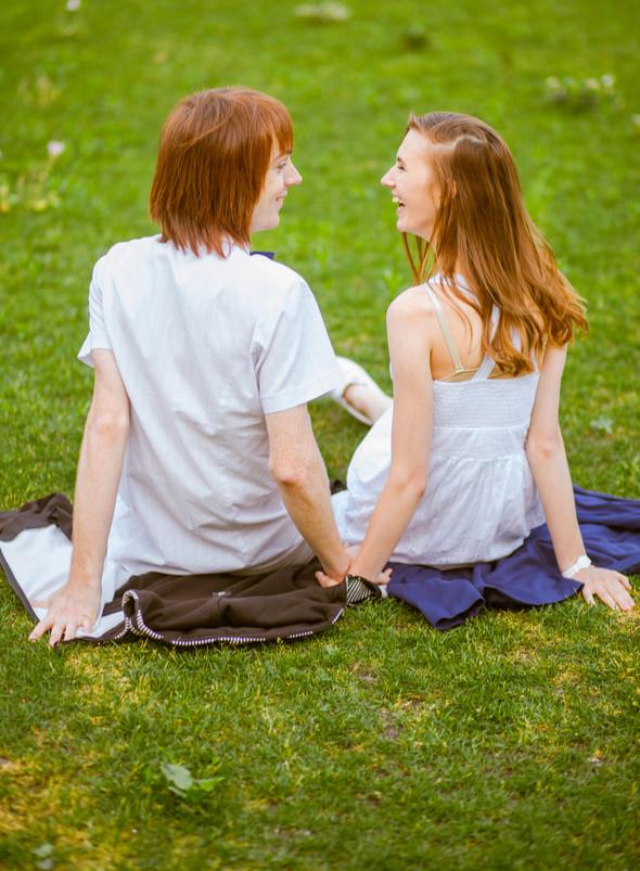 Алина и Денис Love Story - фото №9