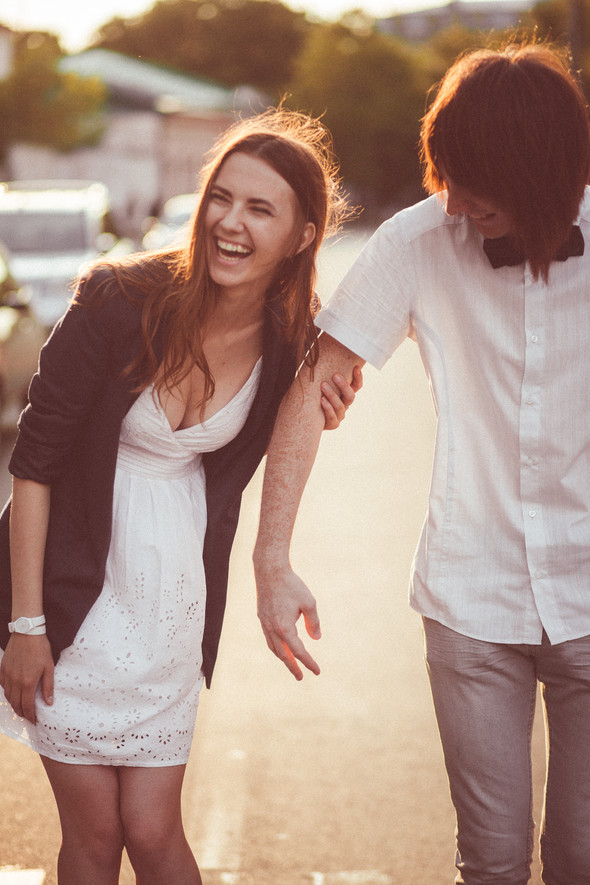Алина и Денис Love Story - фото №6