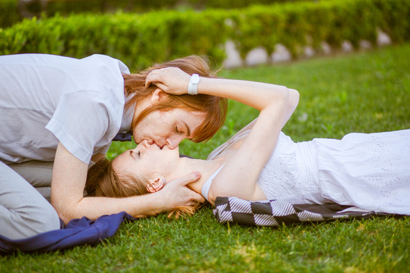 Алина и Денис Love Story - фото №11