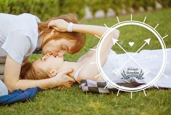 Алина и Денис Love Story - фото №1
