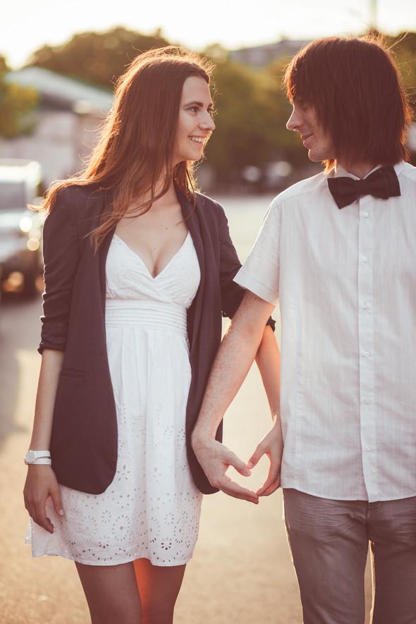 Алина и Денис Love Story - фото №5