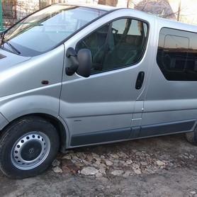 Opel Vivaro - авто на свадьбу в Виннице - портфолио 3