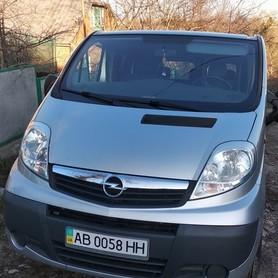 Opel Vivaro - авто на свадьбу в Виннице - портфолио 2
