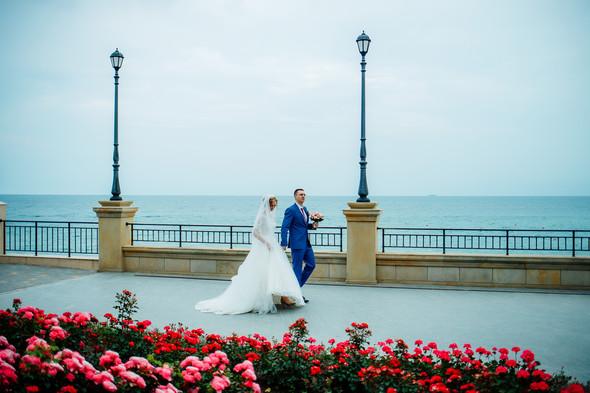 Свадьба Алины и Дениса Одесса  - фото №17